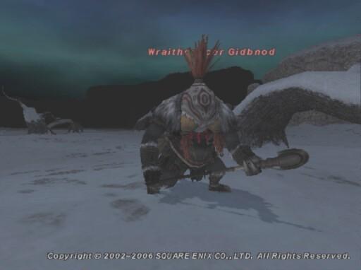 Wraithdancer Gidbnod
