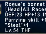 Rogue's Bonnet