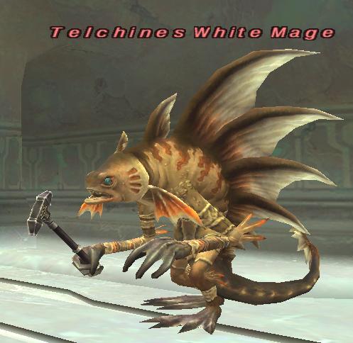 Telchines White Mage