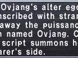 Cipher: Ovjang