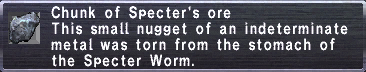 Specter's Ore