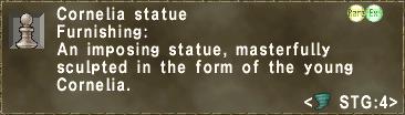 Cornelia Statue