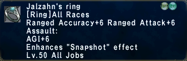 Jalzahn's Ring
