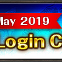 May 2019 Login Campaign