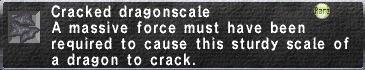 Cracked Dragonscale