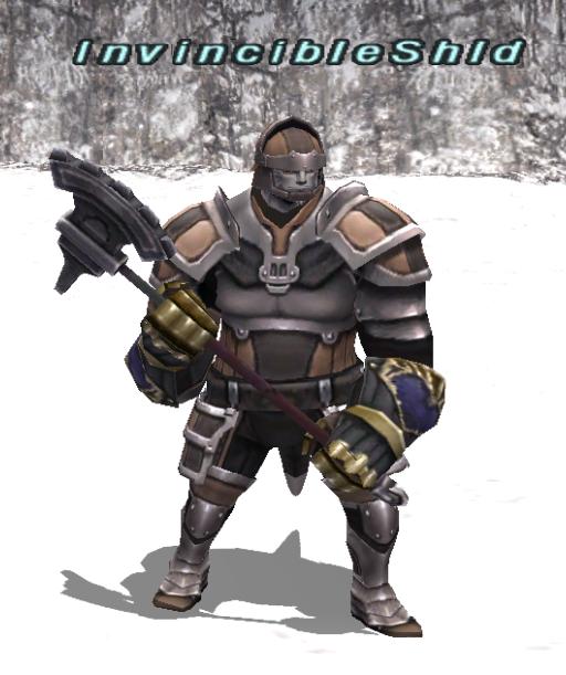 Trust: Invincible Shield (UC)
