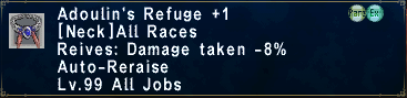 Adoulin's Refuge +1