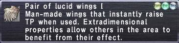 Lucid Wings I