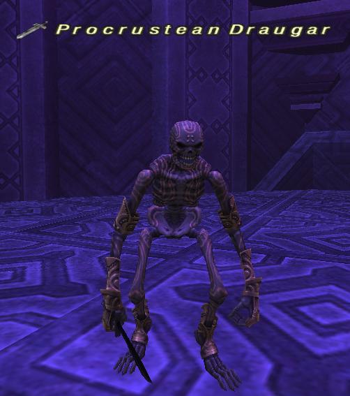 Procrustean Draugar