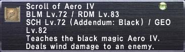 Aero IV