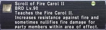 Fire Carol II