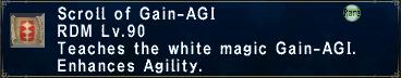 Gain-AGI