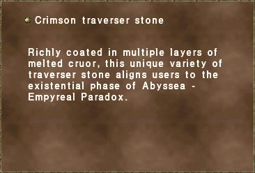 Crimson traverser stone.png