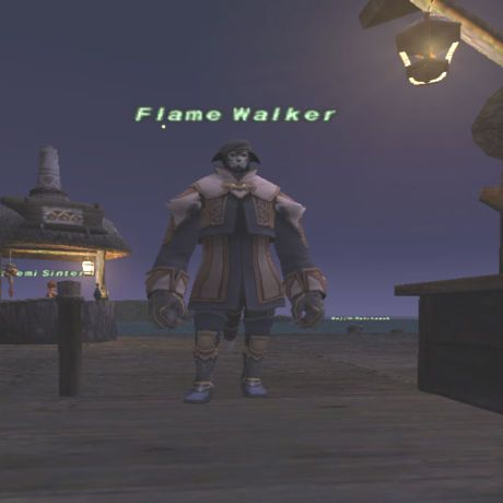 Flame Walker
