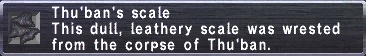 Thu'ban's Scale
