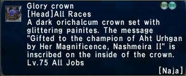 Glory Crown