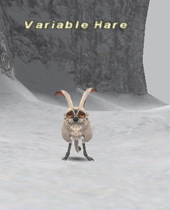 Variable Hare