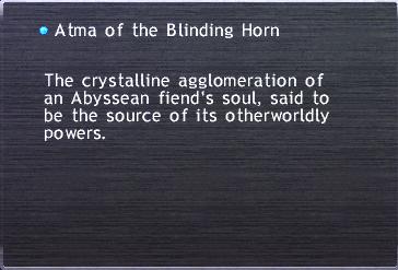 Atma of the Blinding Horn
