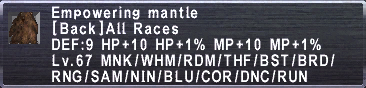 Empowering Mantle