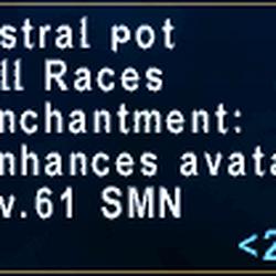 Astral Pot