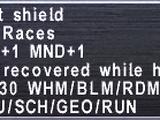 Flat Shield