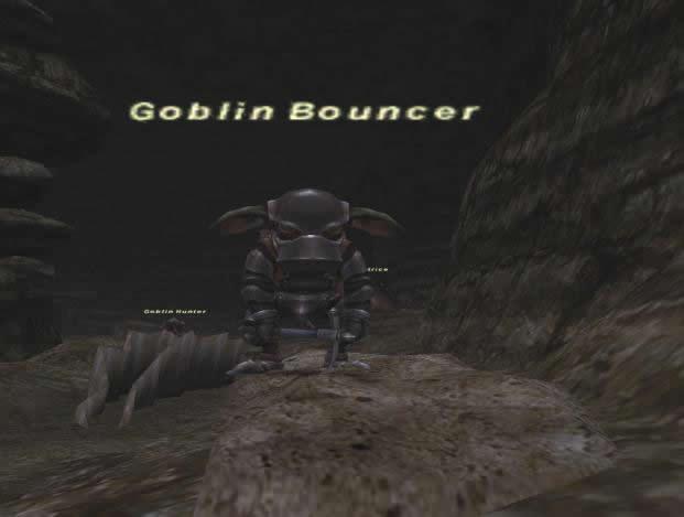 Goblin Bouncer