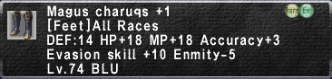 Magus Charuqs +1