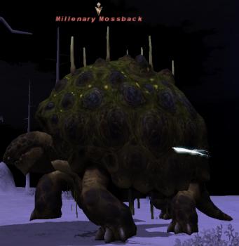 Millenary Mossback
