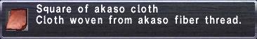 Akaso Cloth