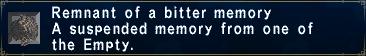 Bitter Memory