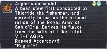 Angler's Cassoulet
