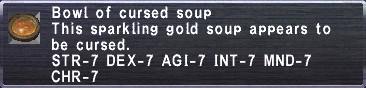 Cursed Soup
