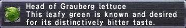 Grauberg Lettuce