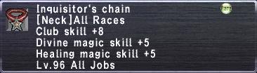 Inquisitor's Chain