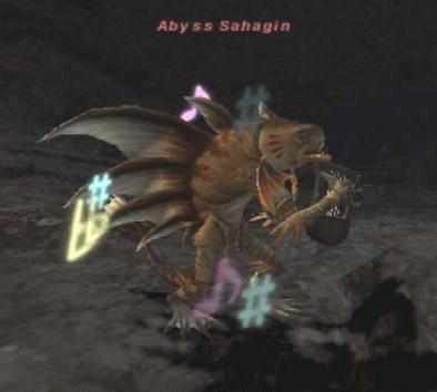 Abyss Sahagin