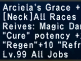 Arciela's Grace +1