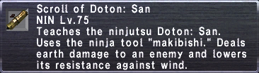 Doton: San