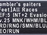 Rambler's Gaiters
