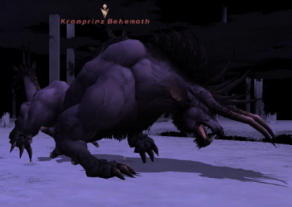Kronprinz Behemoth