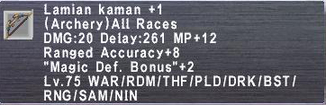 Lamian Kaman +1