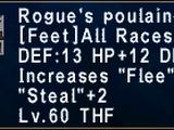 Rogue's Poulaines