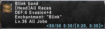 Blink Band