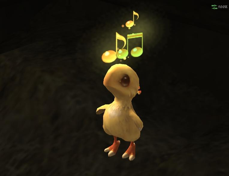Chocobo Raising/Listen to Music