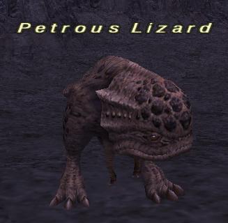 Petrous Lizard