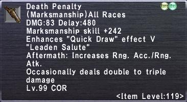 Death Penalty (119)