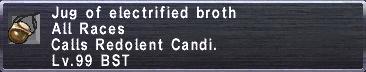 Electrified Broth
