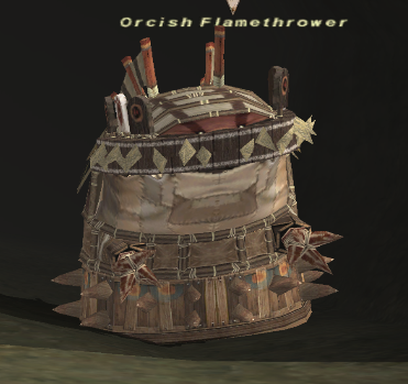 Orcish Flamethrower