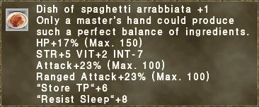 Arrabbiata +1