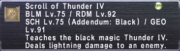 Thunder IV