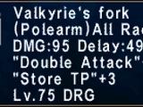 Valkyrie's Fork
